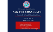 Ask the Consulate 750×450