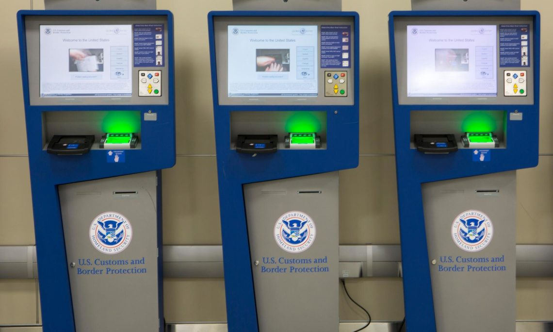 Border sCustoms Agency Protection U Entry Launches Global And kuTOZiPX
