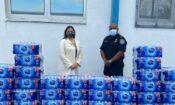 CBP Water Donation – July 2021