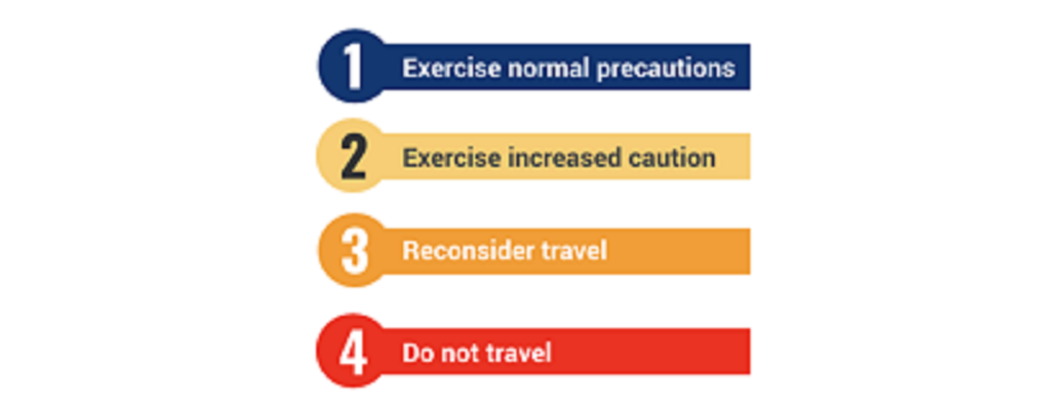 Updated Travel Health Notice from the U.S. Centers for Disease Control and Prevention