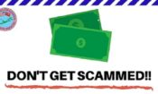 DON'T GET SCAMMED!! Visa Application Fee