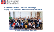 Fulbright – Web Cover
