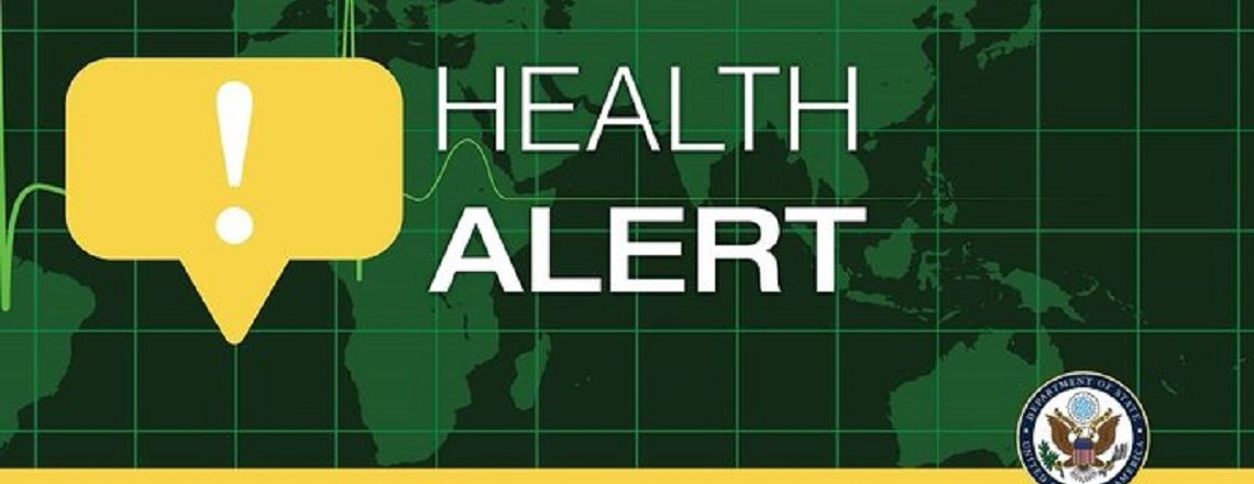 Health Alert: U.S. Consulate General June 30, 2020