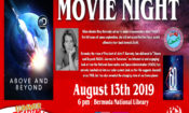 Movie Night u.s. consulate August 2019 – NASA's Above and Beyond