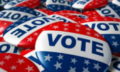 Voting 2020 Your Vote Counts – Buttons – Website – Press Release