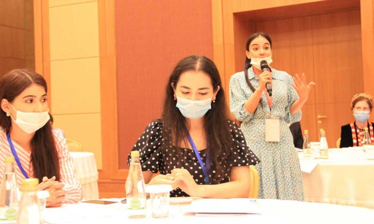 USAID and IOM Host Youth Forum on World Day against Trafficking in Persons, Giving Youth a Platform to Make their Voices Heard