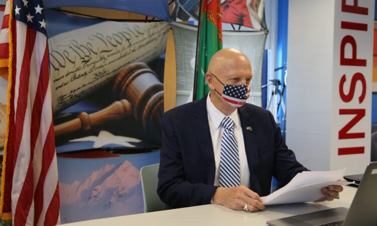 U.S. Ambassador to Turkmenistan Matthew Klimow