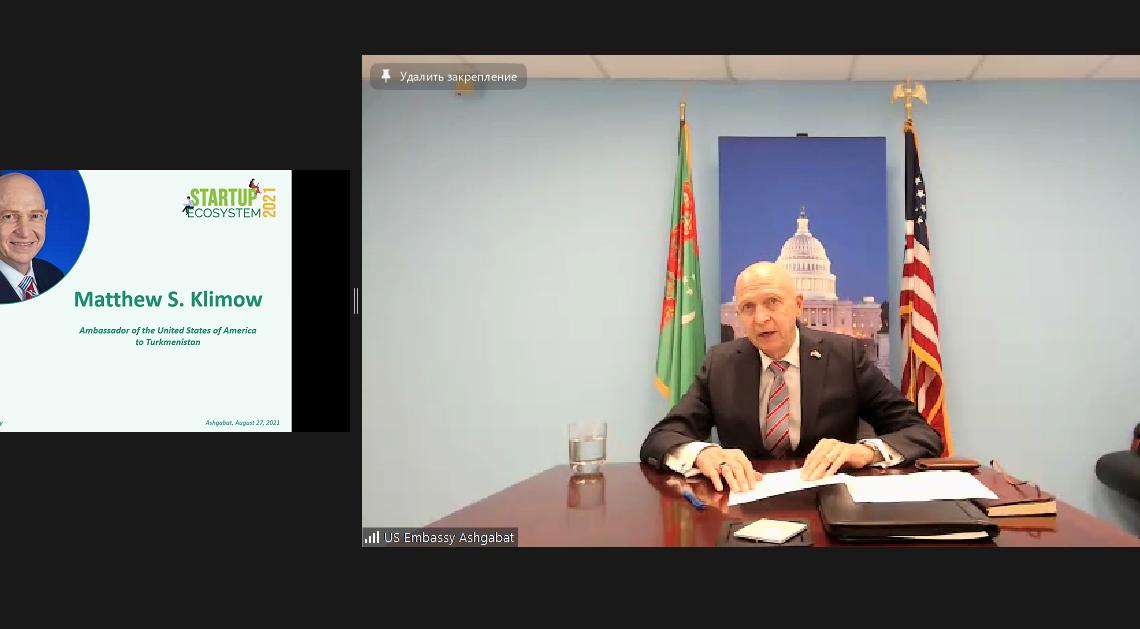 USAID Catalyzes the Success of Turkmenistani Startups
