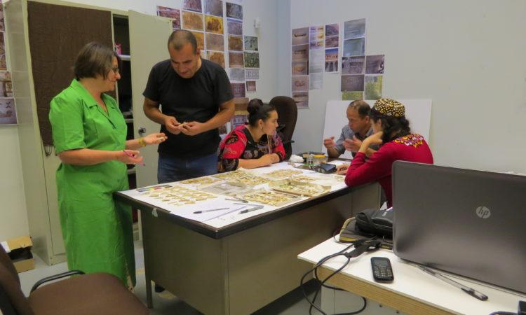 Фонд послов по сохранению культурного наследия помогает сохранить наследие туркмен