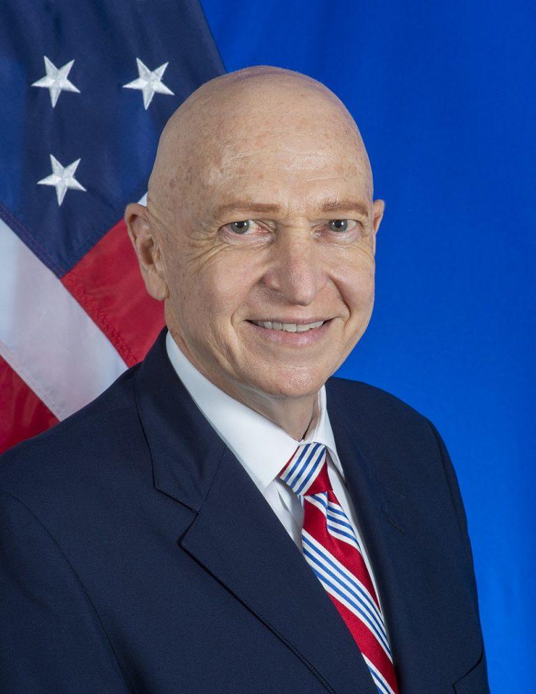 Photo of Ambassador Matthew S. Klimow