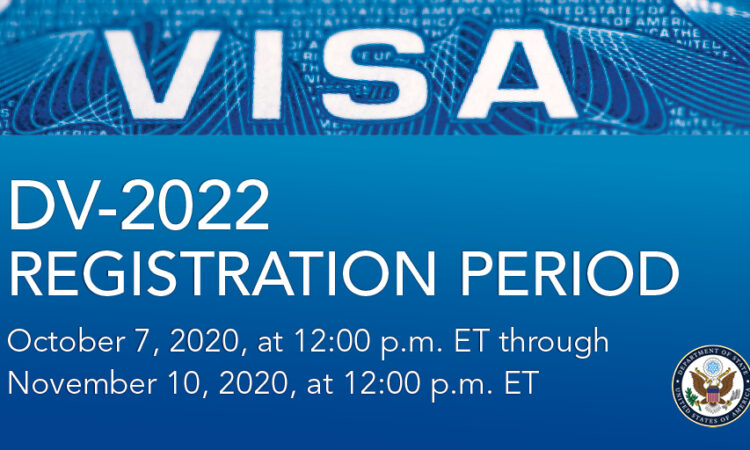 The United States is Now Accepting Applications for the 2022 Diversity Visa Program
