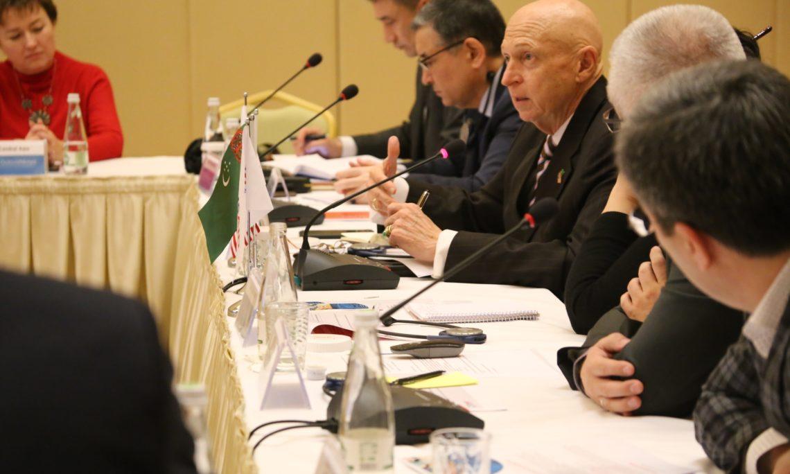 USAID Türkmenistanda Telekeçiligi ösdürmek taslamasyny başlaýar