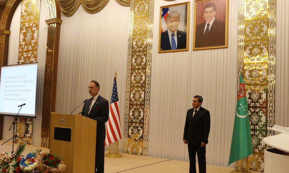 Independence Day Speech | U S  Embassy in Turkmenistan