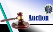 The U.S. Embassy will conduct an Auction on May 12, 2021