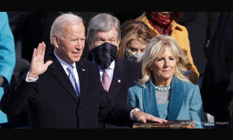Joe Biden Sworn In As 46th President