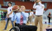 Делегация США поддерживает инклюзивность через адаптивные виды спорта