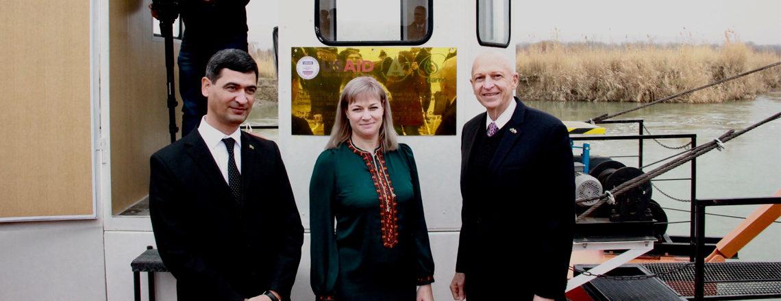 USAID в Туркменистане