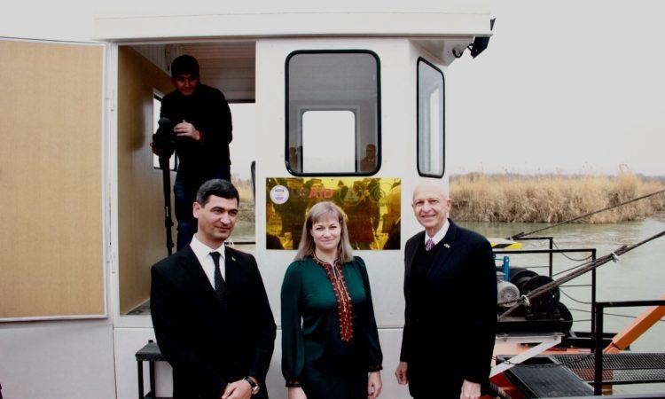 Соединенные Штаты инвестируют в управление водными ресурсами Туркменистана
