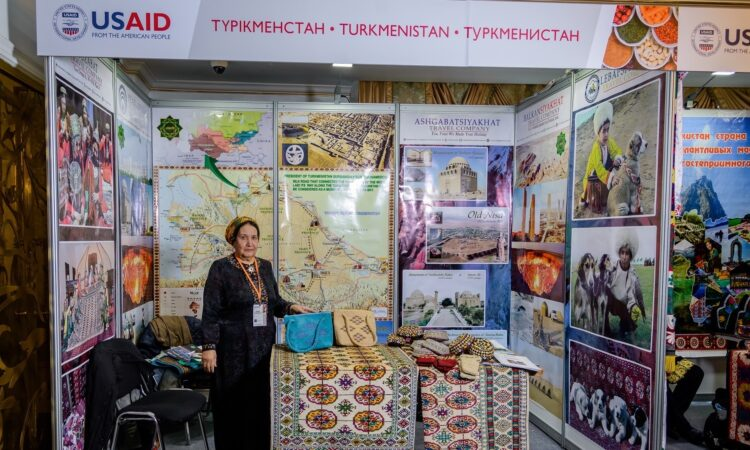 USAID's Tenth Annual Central Asia Trade Forum Goes Virtual