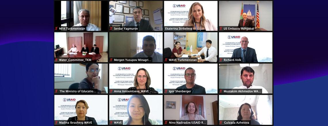 USAID-iň Türkmenistandaky maksatnamalary