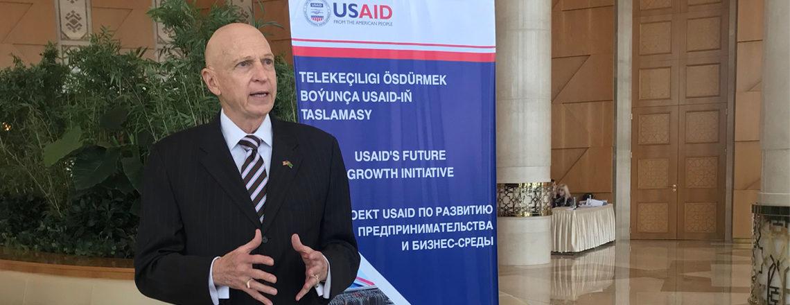 USAID Turkmenistan