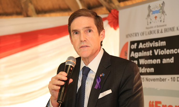 National Launch of 16 Days of Activism Against GBV