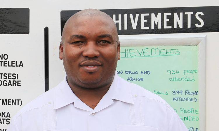 Kgosi Reuben Masie