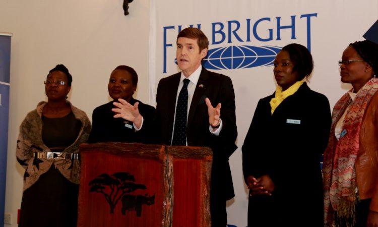 Fulbright Teacher Exchange Alumni Event