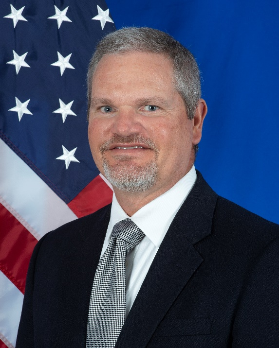 Photo of Ambassador Craig Cloud