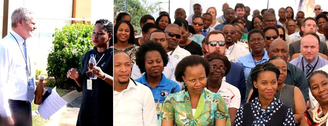 Welcome to Botswana Ambassador Cloud. Goroga ka pula!