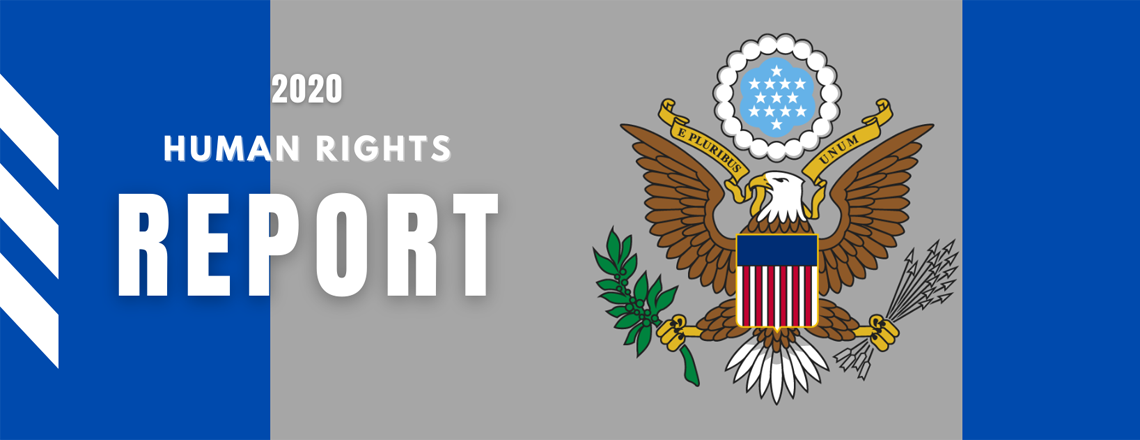 Human Rights Country Report (2020)