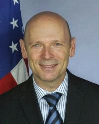 Photo of Ambassador Thomas Hushek
