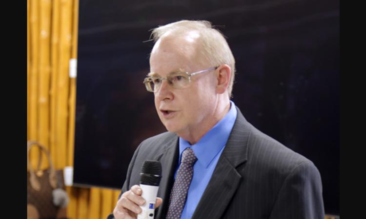 David Renz, U.S. Chargé d'Affaires, a.i.
