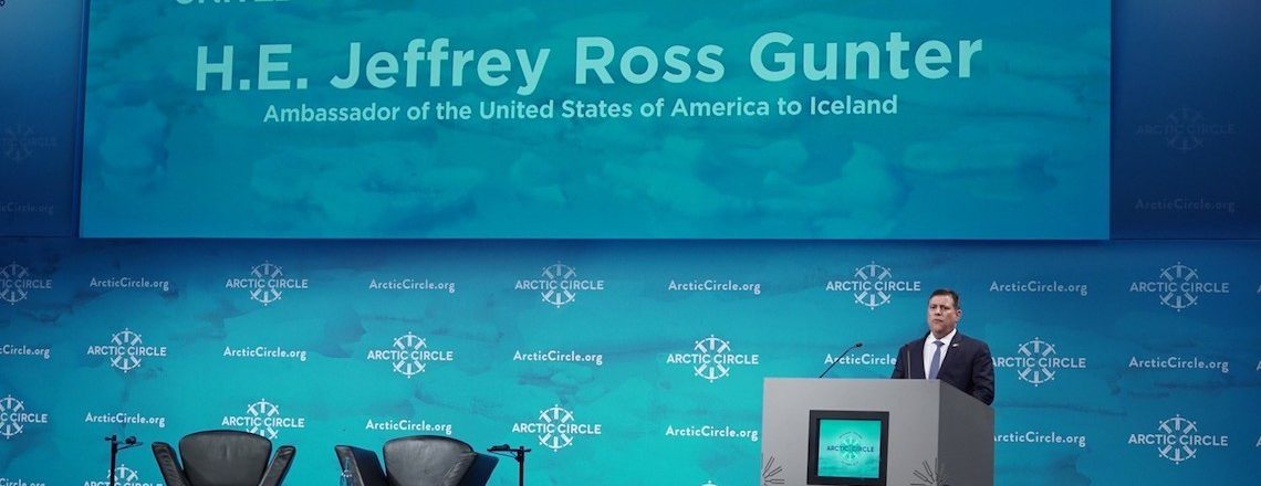 Ambassador Gunter Highlights U.S. Arctic Engagement