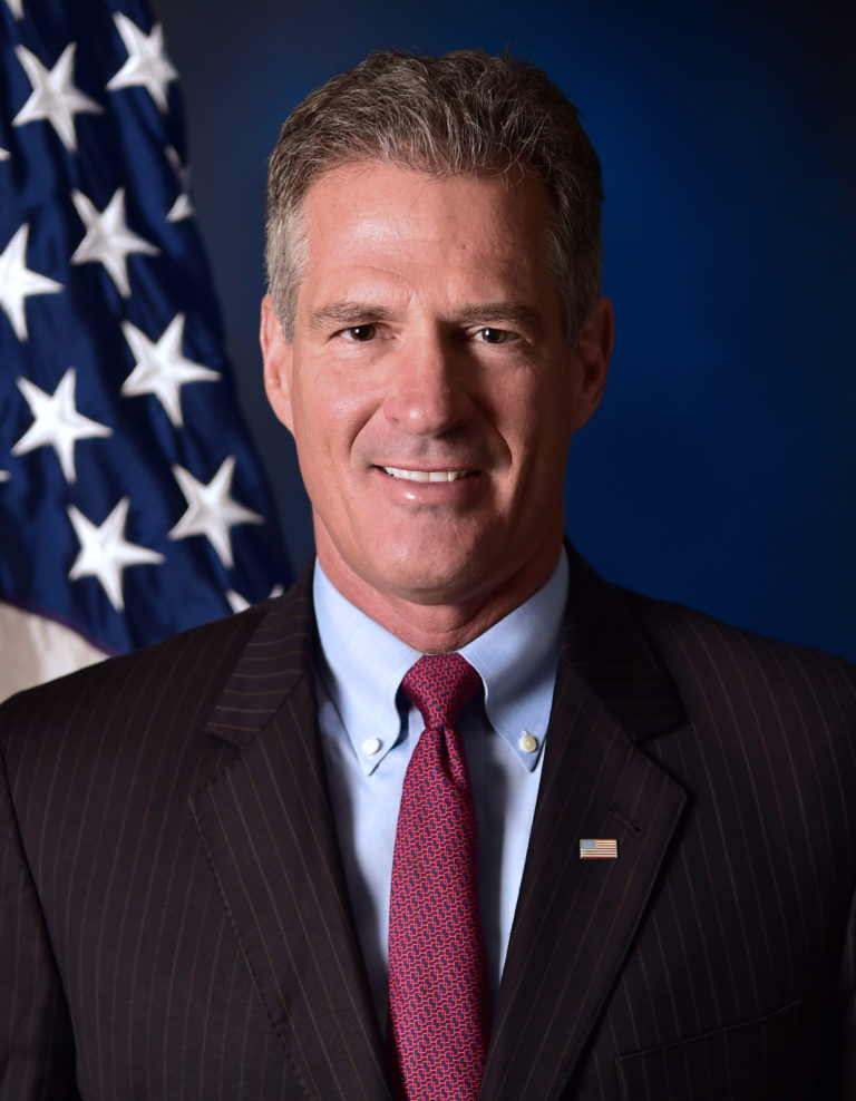 Photo of Ambassador Scott Brown