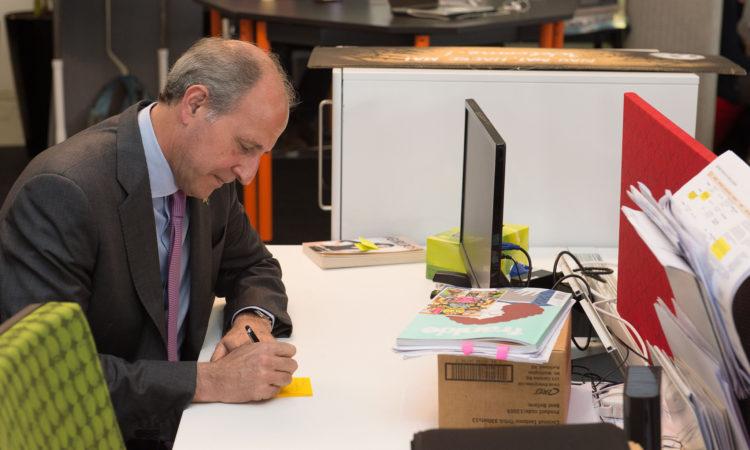 Ambassador Mark Gilbert