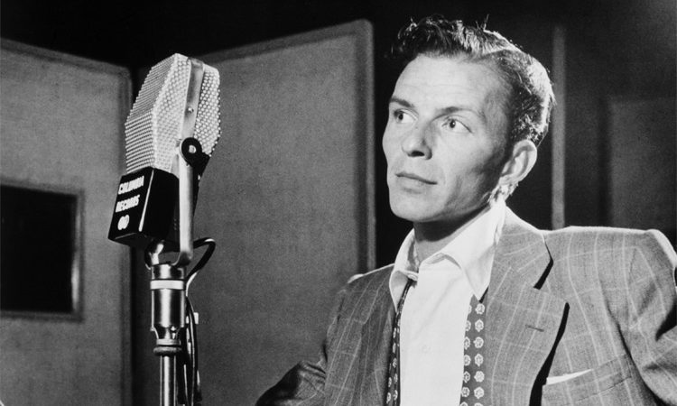 Frank Sinatra. Photo credit: William P. Gottlieb Collection (Library of Congress).