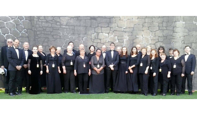 Orpheus Choir of Wellington.