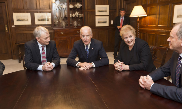 Vice President Biden's Meeting with Members of the New Zealand Labour Party