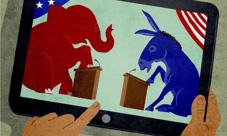 U.S. Presidential Debates.