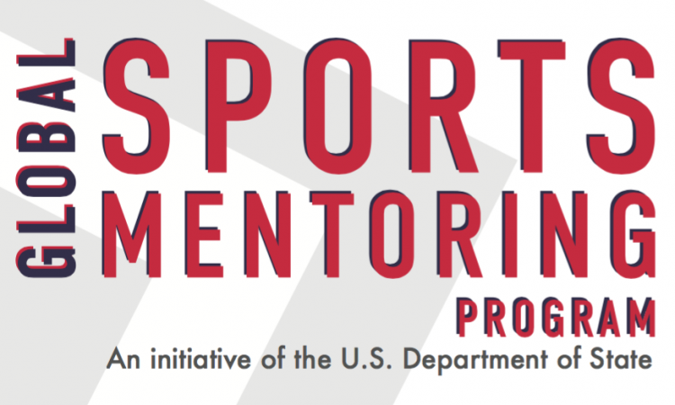 espnW Global Sports Mentoring Program (GSMP) 2017.