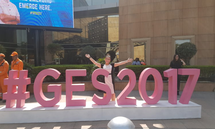 GES 2017!. Photo credit: Alexia Hilbertidou.