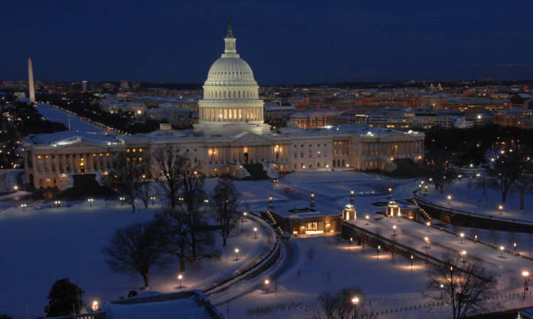 The United States Capitol in Washington, D.C.. Photo credit: FlickR.