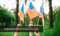 Importance of Iowa Caucus. Photo credit: U.S. Embassy Thailand.