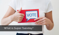 What is Super Tuesday? Photo credit: U.S. Embassy Thailand.