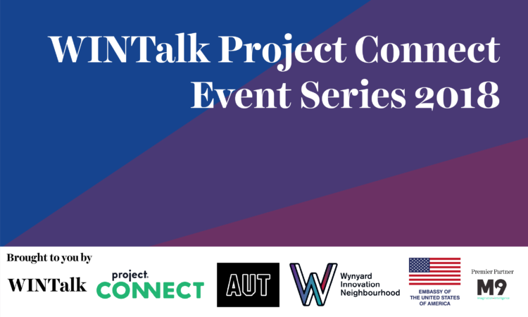 WINTalk Project Connect 2018.
