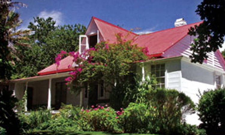 Clendon House (Photo credit: Heritage New Zealand).