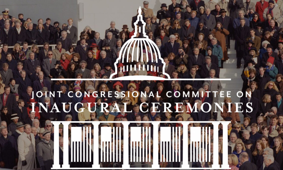 Since 1901, and in accordance with the 20th Amendment of the United States Constitution, the Joint Congressional Committee on Inaugural Ceremonies (JCCIC) has been responsible for the planning and execution of the Inaugural Ceremonies of the President-elect and Vice President-elect of the United States at the Capitol.