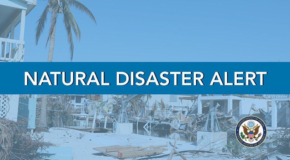 Natural Disaster Alert