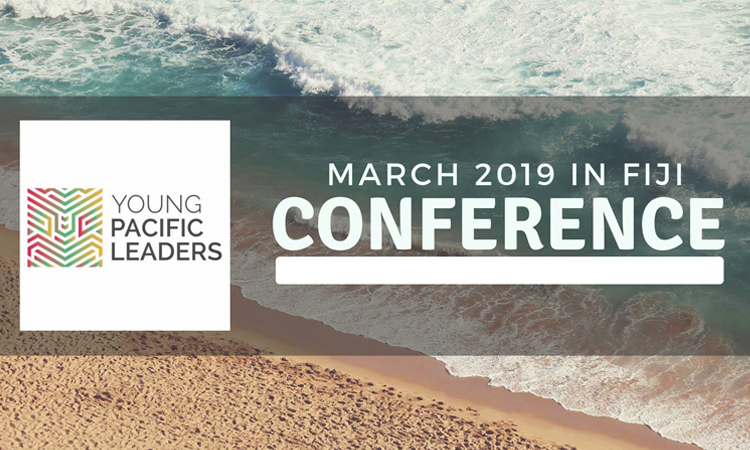 2019 Young Pacific Leaders Conference.